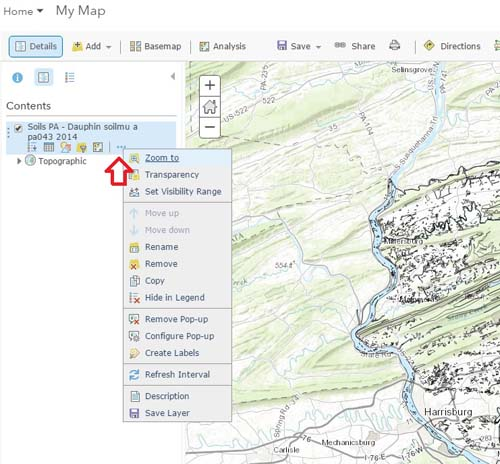 Pennsylvania Spatial Data Access on